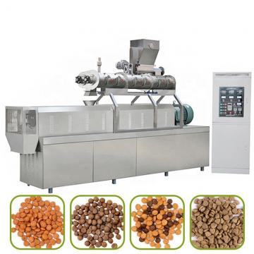 Screw Extruder Fish Feed Pellet Making Processing Machine Line