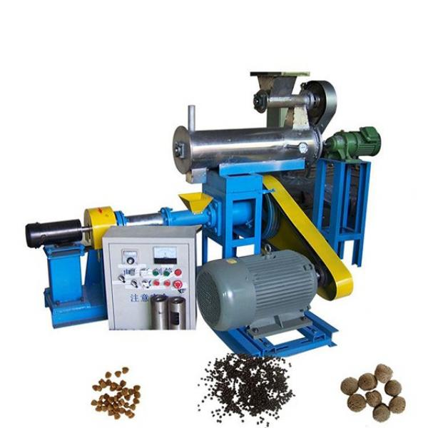 Full Automatic Dry Floating Fish Feed Extruder Diesel Floating Fish Feed Pellet Machine Dog Food Manufacturing Machine