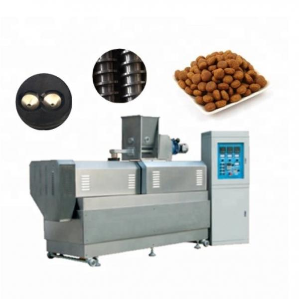 High Quality Automatic Dry Dog Food Making Machine Pet Food Extruder Machine for Sale