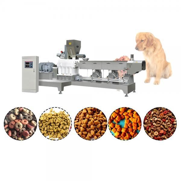 Animal Pet Pellet Making Processing Extruder Machine Dog Dry Food Production Line Dog Pet Food Processing Machinery Line