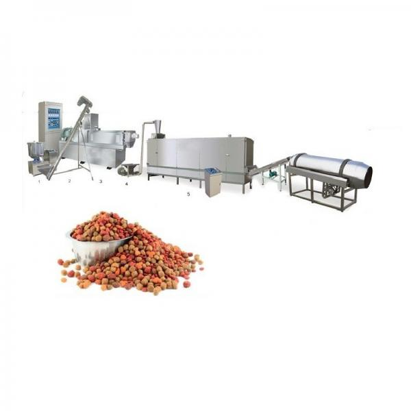 Automatic Canning Packing Machine for Chicken Vegetable Flavor Canned Cat Food Pet Canned