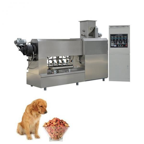 Factory Supply Dog Animal Pet Food Cat Feed Extrusion Machine