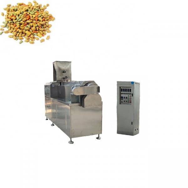 Leabon Small Dog Food Processing Assembly Line Pet Food Extruder Feed Plant